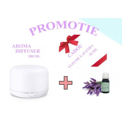 Difuzor aromaterapie Light and Colors